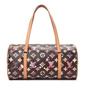 Louis Vuitton Watercolor Aquarelle Papillon bag